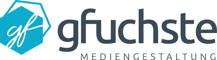Logo der gfuchste UG mit Bild- und Wortmarke