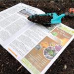 Impression mit Gartenschaufel zur Gärtnerei Bauer